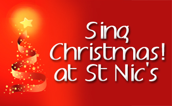 Sing Christmas Events Image